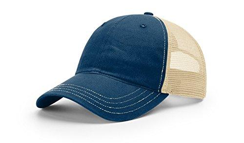 Richardson Washed Cap – Cotton – Snapback – 111