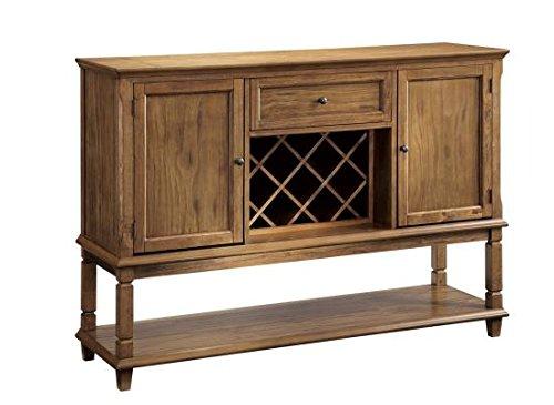 Coaster Home Furnishings Coaster 103715 Traditional Server, Dark Brown