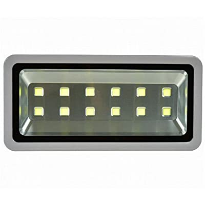 Gopretty 600W LED Flood Light Outdoor Lighting Bright Day White Security Lamp Waterproof IP65 Parking Lot Lights