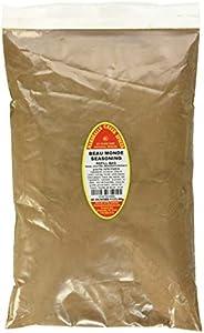 Marshalls Creek Spices Family Size Refill Kosher Beau Monde Seasoning, 40 Ounce