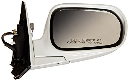 (Genuine Honda Parts 76200-S84-A31ZC Honda Accord Right Side Taffeta White Door Mirror)