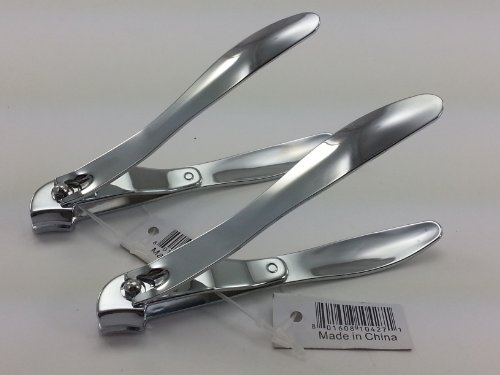 Sideways Nail Clippers Manicure Pedicure Beauty Tool – The Super Cheap