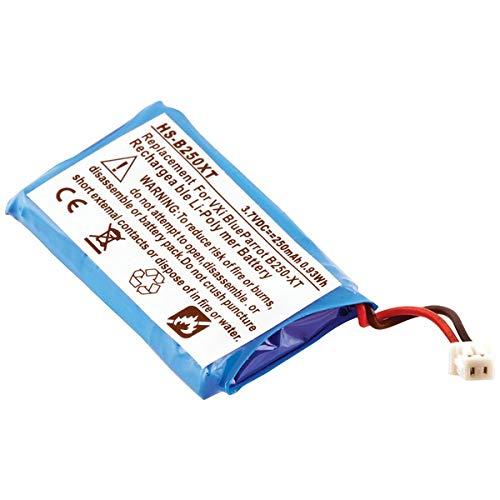 Dantona HS-B250XT Replacement Battery, 6.40in. x 3.00in. x 0.50in, Blue