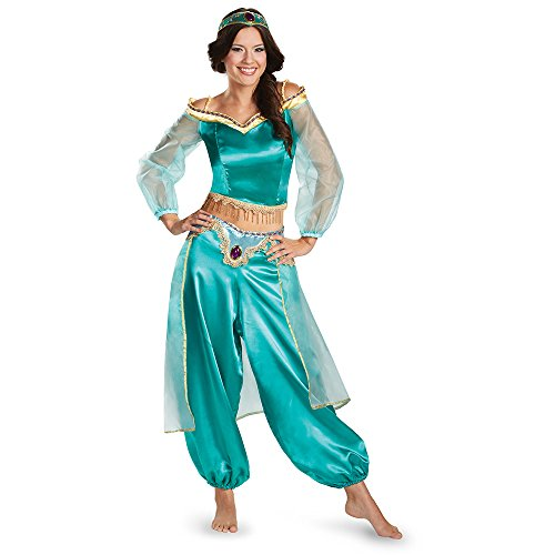 Jasmine Costume · Jasmine Costume  sc 1 st  Best Costumes for Halloween & Aladdin and Jasmine Halloween Costumes for Kids and Adults