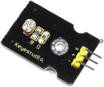 Keyestudio Analog LDR Sensor Module KS-028 Light Resistor Flux Workshop