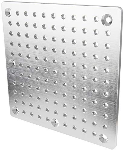 (Kupo 12in x 12in x 3/8in Square Cheese Plate (KG024012))