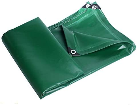 Toldos de Lona Verde Carpa para Camiones Lona para Acampar Jardín Exterior UV Impermeable Protector Solar