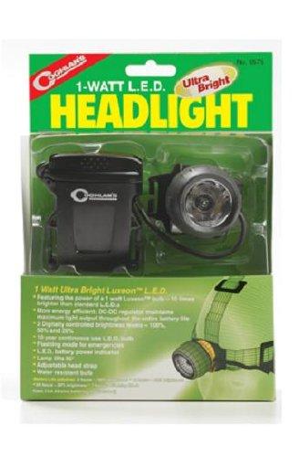 Coghlan's 1 Watt L.E.D. Headlight ()