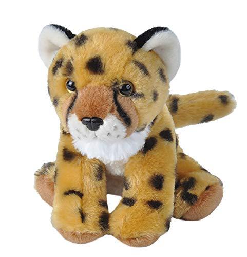 (Wild Republic Cheetah Baby Plush, Stuffed Animal, Plush Toy, Kids Gifts, Cuddlekins, 8 Inches)