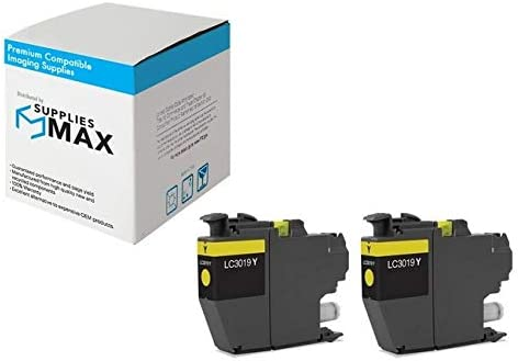 BK//C//M//Y LC-3219XXLBCMY SuppliesMAX Compatible Replacement for Brother MFC-J5330//J5335//J5730//J76530//J6830DW Super High Yield Inkjet Combo Pack