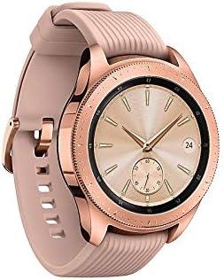 Samsung Galaxy Watch (42mm, GPS, Bluetooth, Unlocked LTE) – Rose Gold (US Version) 41dT1iKYhYL