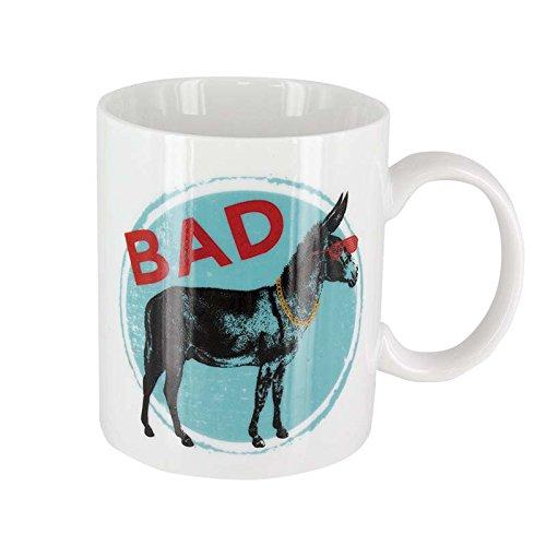 - Bad Ass Ceramic Coffee Mug - Funny Mugs