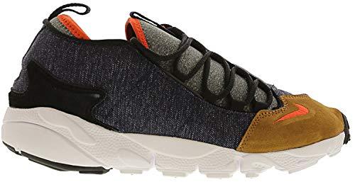 Team Uomo Air Ginnastica 401 Da Footscape Obsidian Nm Nike Scarpe Orange Aawq8AZ
