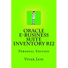 Oracle e-Business Suite Inventory R12