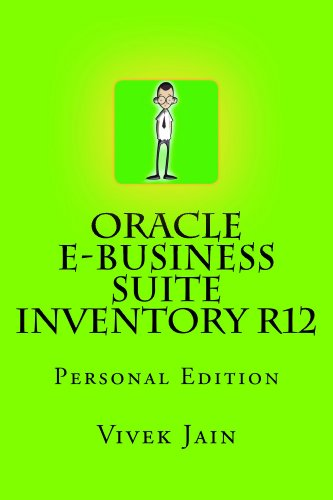 Oracle e-Business Suite Inventory R12 Pdf
