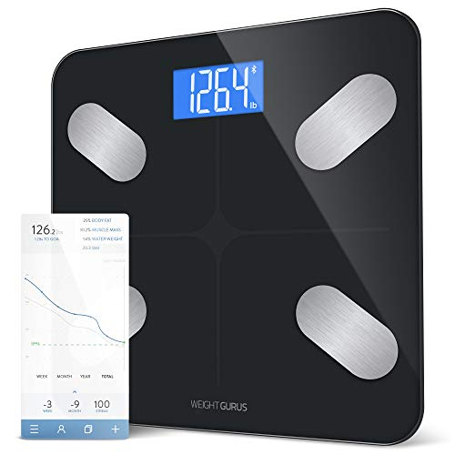 GreaterGoods Smart Scale Bluetooth