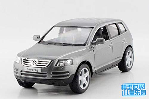 Greensun DieCast Metal Model/1:38 Scale/Volkswagen Touareg SUV Sport/Toy Car for Children's Gift/Educational Collection -  9-4066-B