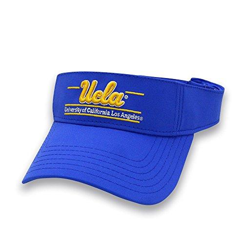 NCAA UCLA Bruins Game Changer Visor, Adjustable, La Blue