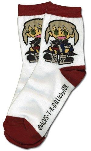 Socks - Soul Eater - New SD Maka Anime Licensed ge71020