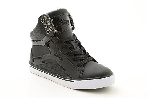 Bakverk Pop Tart Grid Vuxen Sneaker Svart / Vit