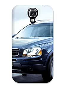Galaxy S4 Hard Back With Bumper Silicone Gel Tpu Case Cover Volvo Xc90 9