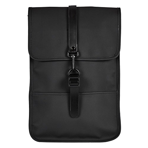 Rains Mini Backpack One Size Black by RAINS