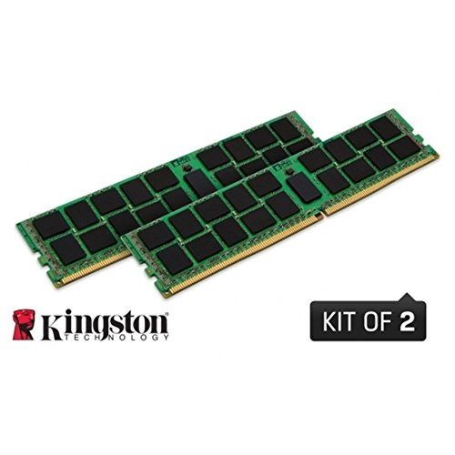 Chipkill Server - KINGSTON KTM2865SR/4G-G PC2-3200 DDR2 400 4GB ECC REG Chipkill KIT (2G X2) - FOR SERVER ONLY