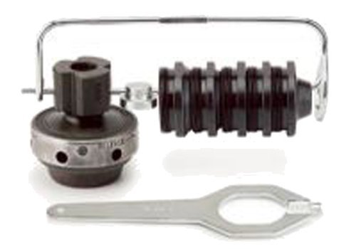 RIDGID 51005 Model 819 Nipple Chuck Kit, 1/2-Inch to 2-Inch NPT Nipple Threader for Use with 300 Power Drive, 300 Compact, Models 535, 1224, and 1822 (with Adapter) (Kit Pipe Nipple)