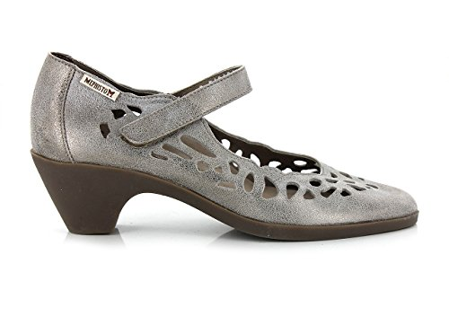 Vestir Mujer De Zapatos Taupe Piel Vuelta Dk Mephisto ZFvEx
