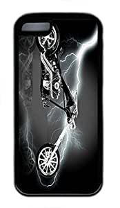MEIMEIHeavy metal music Custom Personalized Design DIY Back Case for ipod touch 4 TPU Black -1210078LINMM58281