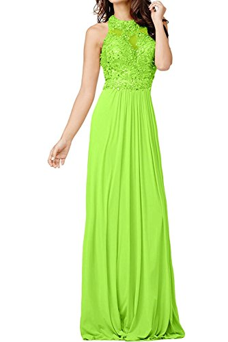 Festlichkleider Formal Kleider Abendkleider Langes La Champagner Hell mia Traube Spitze Abschlussballkleider Brautmutterkleider Braut wqWUHF6z