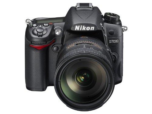 ニコン D7000 ブラック 18200 VR レンズキット AFS DXニッコール18200mm f3.55.6G ED VR IIの商品画像
