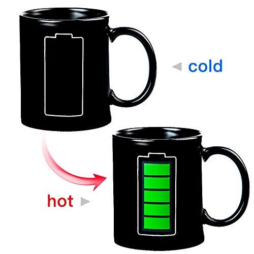Magic Heat Changing Coffee Mug product image