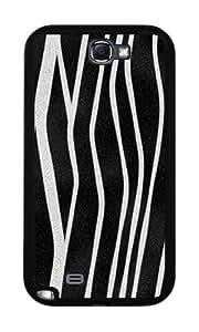 Zebra Pattern - Case for Samsung Galaxy Note 2