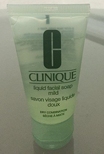 CLINIQUE LIQUID FACIAL SOAP MILD 60ml (2 x 30ml)