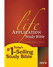 NIV Life Application Study Bible, Second Edition, Personal Size (Hardcover)
