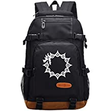 Gumstyle The Seven Deadly Sins Luminous School Bag College Backpack Bookbags Student Laptop Bags