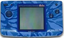 Neo Geo Pocket Camouflage Blue Handheld Console