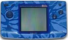Neo Geo Pocket Camouflage Blue Handheld Console