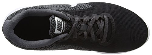 NIKE Womens Revolution 3 Running Shoe Dark Grey/White/Black U8VTD