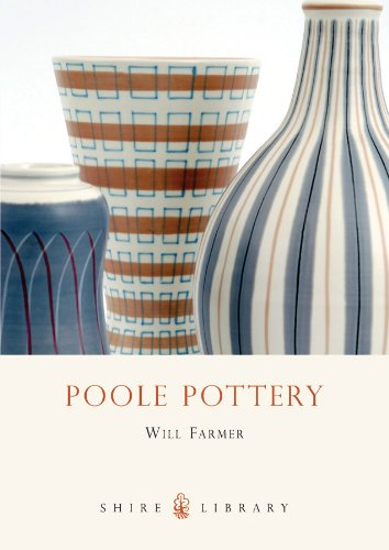 Poole Pottery (Shire Library Book 631)
