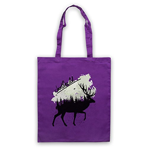 Join The Wild Deer Bolso Morado