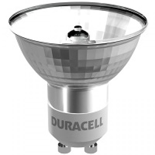 Duracell Halogen GU10 40 W (50 W) dimmbar Strahler Lampe Warm es5haldu –  10 Stü ck LED-ART