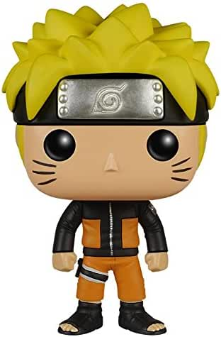 Funko POP Anime: Naruto Naruto Action Figure