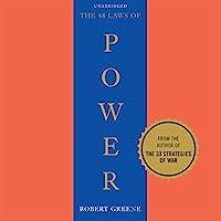 48 Laws of Power Hörbuch von Robert Greene Gesprochen von: Richard Poe