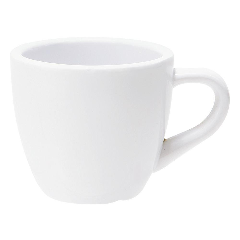 G.E.T. C-1004-W Diamond White 3 Ounce Espresso Cup - 48 / CS