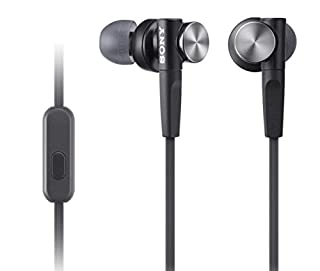 Sony MDRXB50AP Extra Bass Earbud Headset (Black) (B00JRD13T8) | Amazon Products