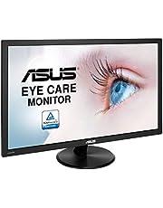 ASUS VP247HAE 23.6 Inches Full HD Flicker Free Eye Care Monitor, Black, VP247HAE