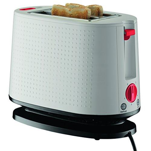 bodum white toaster - 2