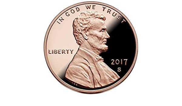 Proof Lincoln Cent  Deep Cameo Proof Coin  #2.. 2019 S